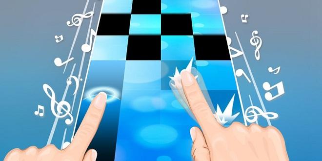 بالصور شرح لعبة عزف البيانو الشيقة Piano Tiles 2