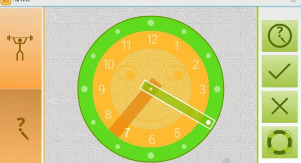 تطبيق Clock and time for kids لتعليم الأطفال معرفة الوقت