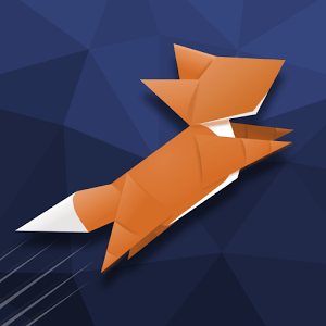 لعبة Fast like a Fox هي لعبة ركض بأسلوب تحكم مميز وفريد