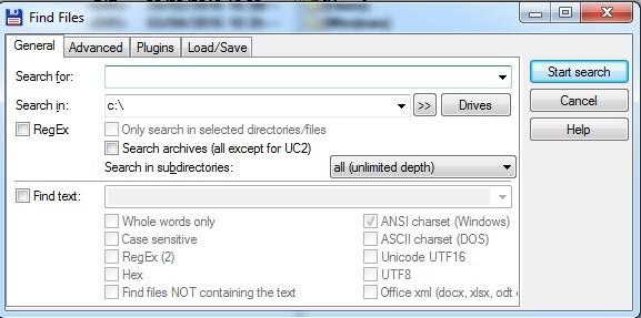 شرح برنامج Total Commander لتنظيم وإدارة الملفات