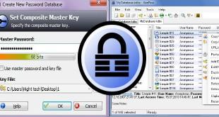 KeePass برنامج لحماية كلمات السر الخاصة بحساباتك