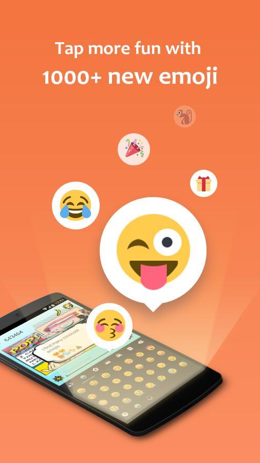 تطبيقات الرموز التعبيرية لتطبيق واتس آب على أجهزة آي فون وأندرويد.