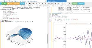 SageMath البرنامج المتكامل في الرياضيات للطلاب والمختصين