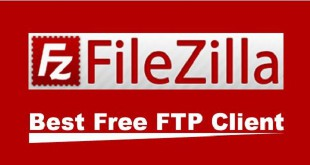 لأصحاب المواقع برنامج FileZilla لرفع الملفات