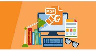Foxit برنامج مميز لإنشاء وقراءة ملفات PDF