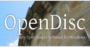 OpenDisc حزمة من البرامج المتنوعة مجاناً