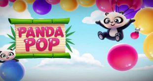 ساعد صغير الباندا بالعودة إلى أمه مع لعبة Panda Pop