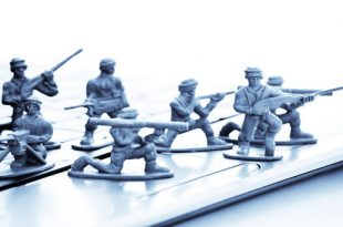 الحرب الرقمية Cyber Warefare والجيش الرقمي Cyber Army