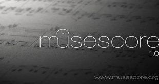 Musescore البرنامج الأفضل لمساعدتك في كتابة النوطات الموسيقية