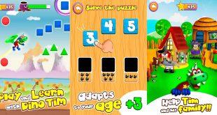 لعبة Preschool basic skills لتعليم أطفالك ما يحتاجونه قبل المدرسة