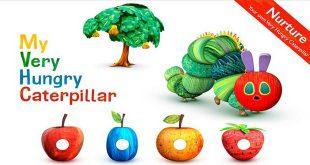 My Very Hungry Caterpillar لعبة التسلية والمغامرة للأطفال الصغار