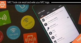 تطبيق NFC Tools للتحكم بأجهزة NFC بسهولة وبشكل فعال