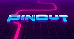 لعبة PinOut هي لعبة مطورة عن لعبة Pinball القديمة