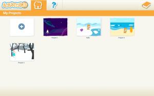 تطبيق ScratchJr لتعليم مبادئ البرمجة للأطفال بأسلوب رائع وبسيط