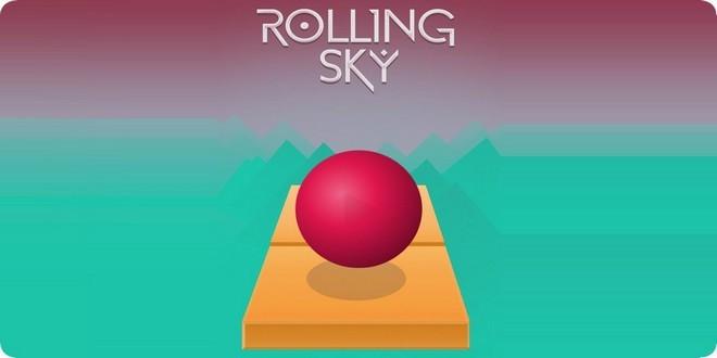 لعبة Rolling Sky تتحدى سرعة بديهتك على الأندرويد والأيفون