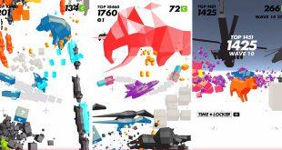 لعبة TIME LOCKER – Shooter هي لعبة مميزة فريدة من نوعها