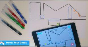 لعبة Draw Your Game هي لعبة بسيطة ولكنها فريدة من نوعها