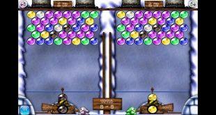 لعبة Frozen Bubble هي لعبة قذف كرات مميزة على الأندرويد