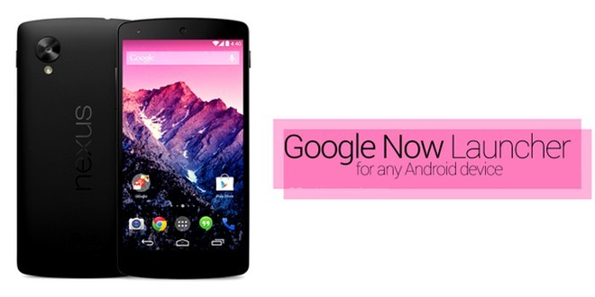تطبيق Google Now Launcher يعطي هاتفك شكل الأندرويد مارشميلو بسهولة