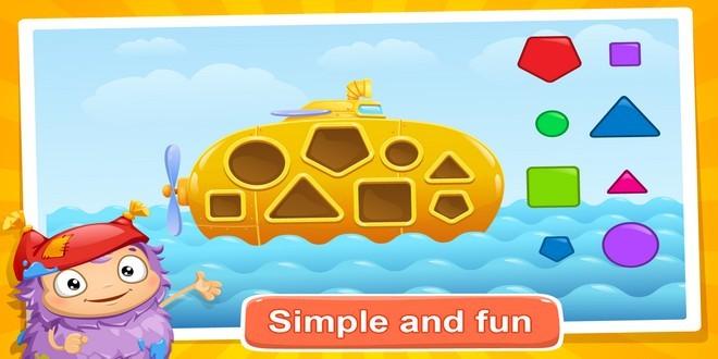 لعبة Kids Learn to Sort  لتعليم أطفالك تصنيف الأشياء وترتيبها