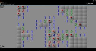 لعبة Mines هي لعبة مميزة تعيد للاعبيها ذكريات لعبة Minesweeper القديمة