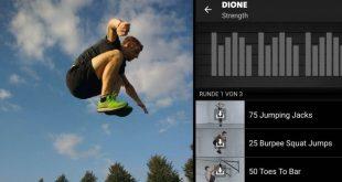 تطبيق Freeletics Bodyweight لبناء عضلاتك والحفاظ على لياقتك