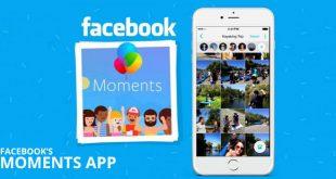مع تطبيق Moments ستحافظ على أجمل الذكريات مع أصدقائك