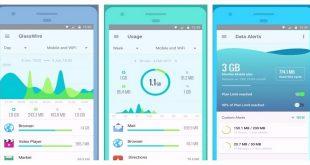 تطبيق GlassWire لمراقبة استهلاك الإنترنت على هاتفك