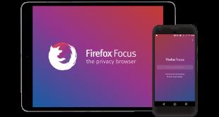 متصفح الإنترنت Firefox Focus لتصفح سريع دون تتبع