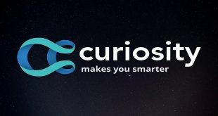 تعلم الكثير مع Curiosity بطريقة مرحة وشيقة