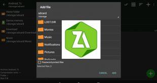 إليك ZArchiver أفضل تطبيق لإنشاء وفك ضغط الملفات