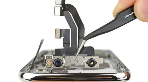تعرف على أسرار و خفايا iPhone X من الداخل (فيديو)
